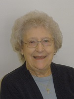 Revd Vera Hunt - Honourary Chaplain ODCD